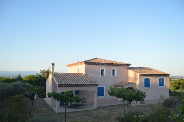 Villa Mirabelle, Lavalette, 4 beds, with pool. - Lavalette