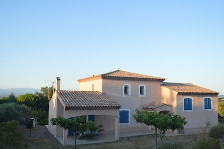 Villa Mirabelle, Lavalette, 4 beds, with pool. - Lavalette - Casa de camp