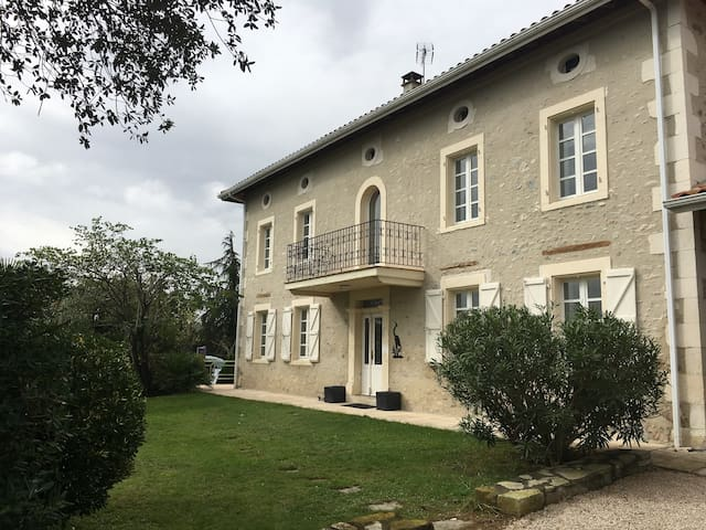 Chez Martine et Vincent - Salies-du-Salat - Bed & Breakfast