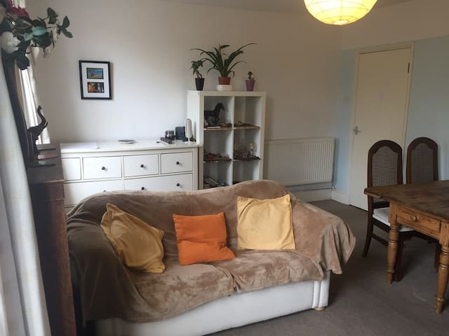 Friendly bright & welcoming double room Clapham