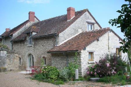 Les Valérianes, demeure de charme - Antogny-le-Tillac