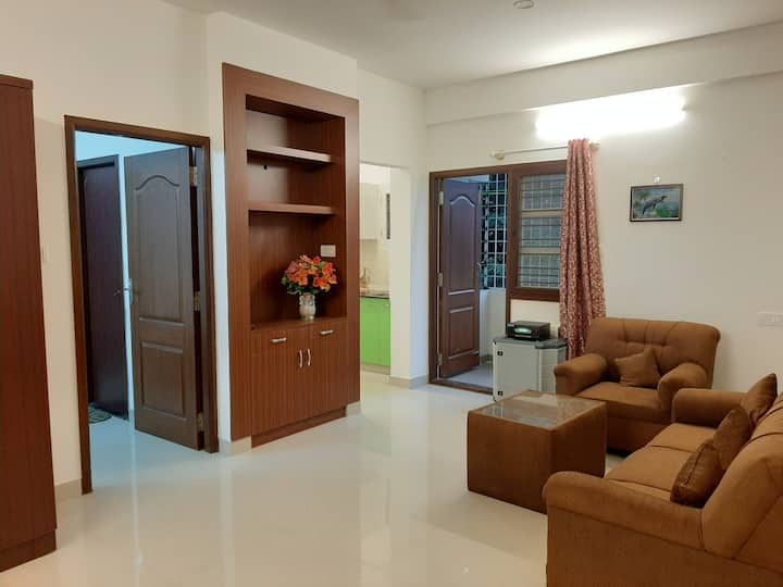 💫Cozy 1 bhk Residency💫 Budget Friendly  Santized