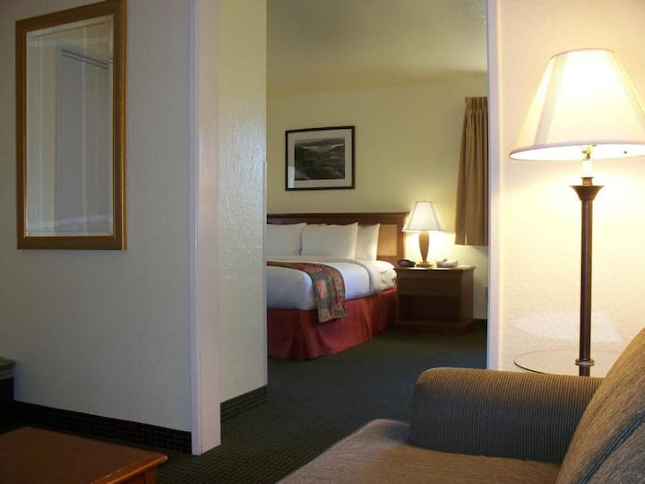 Contiguous Suite Double Bed At Sonora