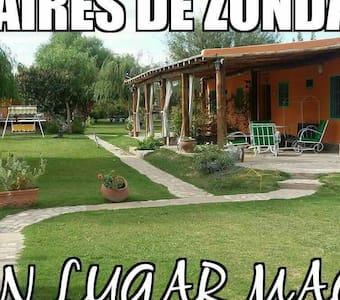 Aires de Zonda