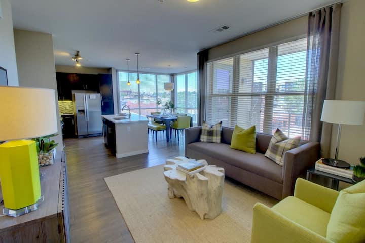 Entire apartment for you | 2BR in Denver
