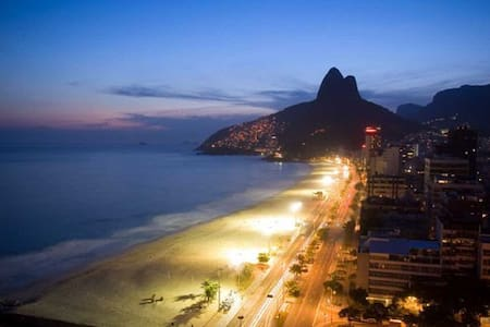 Best location of ipanema- Rent Room - Río de Janeiro
