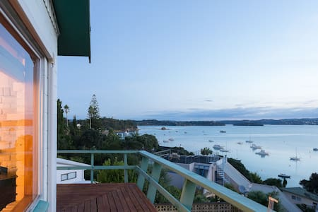 """""""A Noble View"""" Family home, Russell Bay of Islands - Russell - Haus"""