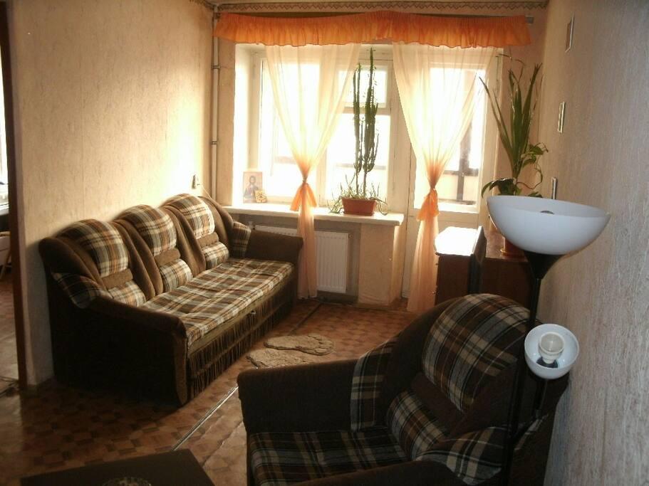 Комната (вид 2). Есть Wi fi