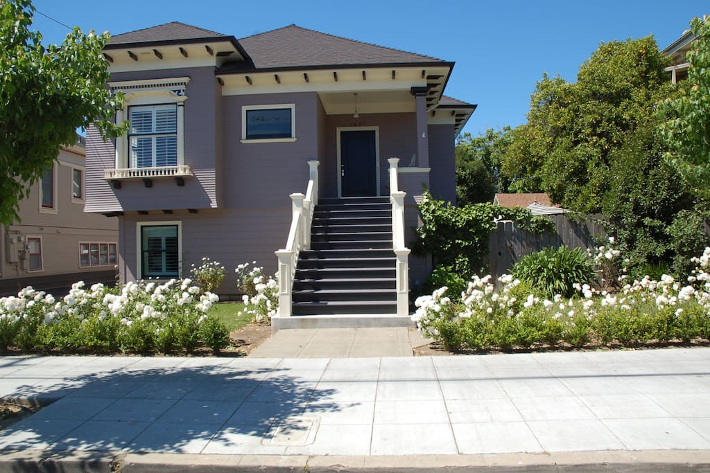The Sommelier S Quarters 1 Block Downtown Napa Apartments For Rent In Napa California