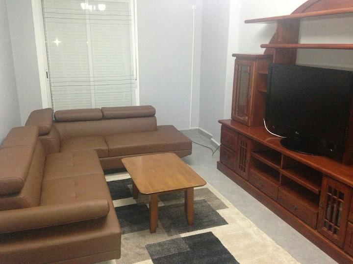 Jolie appartement en résidence à ORAN 125 M²