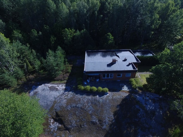 Amazing house in South Sweden, Småland 1-6 guests