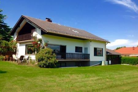 Ferienhaus Eifel (nahe Nürburgring) - Wershofen - 独立屋