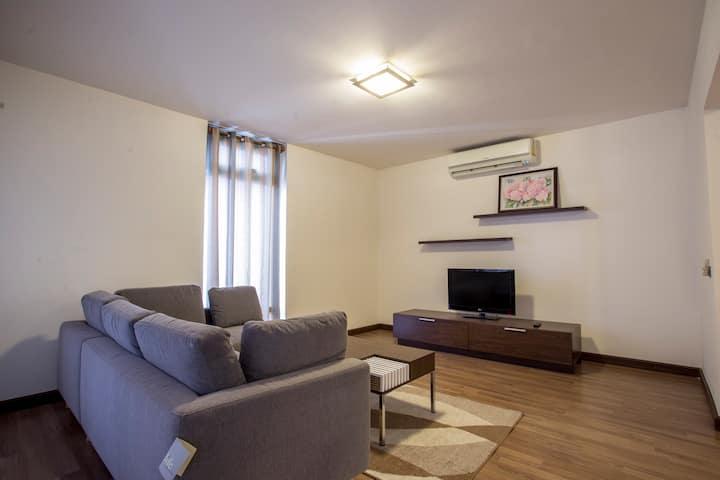 Geneva Condominium very spacious Muangthong Thani