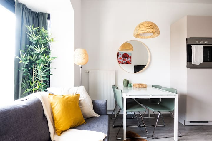 Furnished Flats with Great Location in Antwerpen