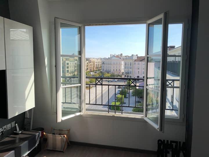 Appartement à 15minutes à pied de Disneyland Paris