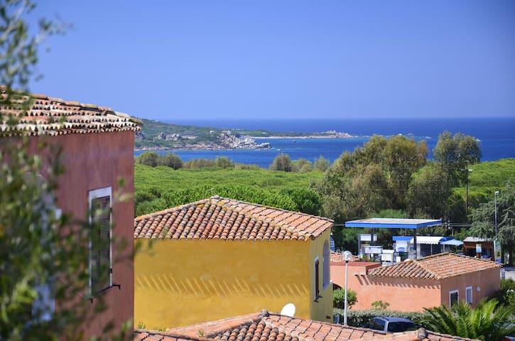 Bilocale 4 posti a 400 metri dal mare in Residence