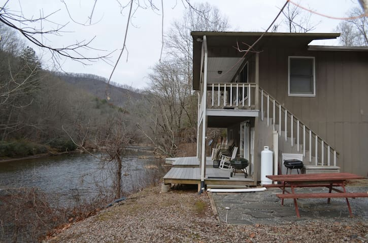 River Front Cabin in the Smokies