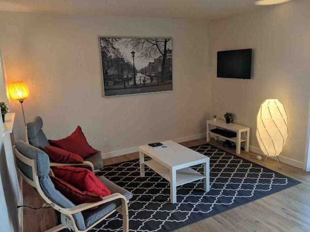 1 Bedroom Recently Remodeled Apt (104)