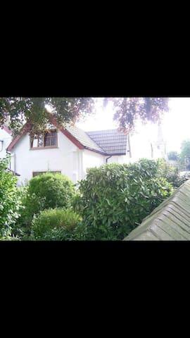 Stunning garden studio apartment - hessle - Apartamento