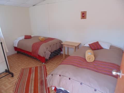 Private room+Breakfast (Magic Cusco 7)