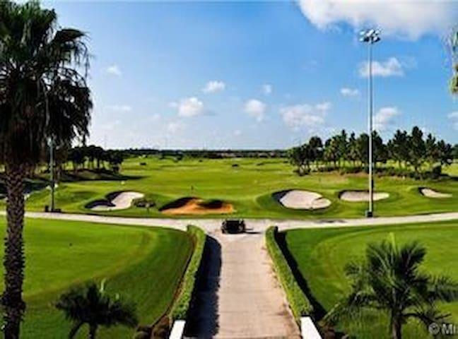 PGA Golf Villa Studio Port St. Lucie, FL