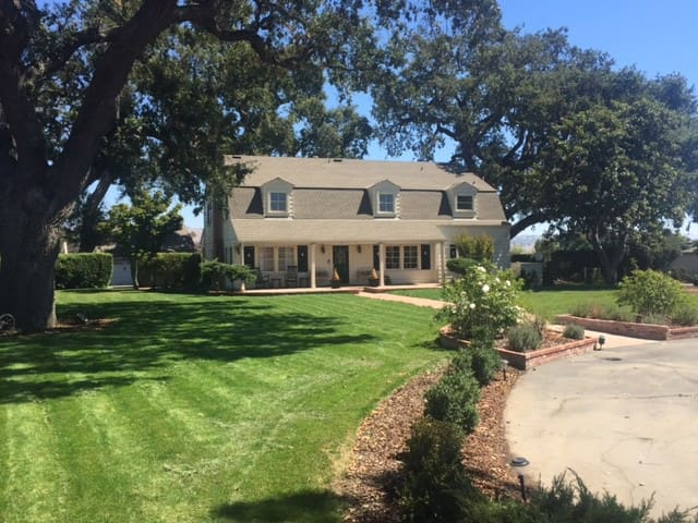 7 bdrm Inn - SC Valley Wine Trail - Fitz Place - San Martin - Casa