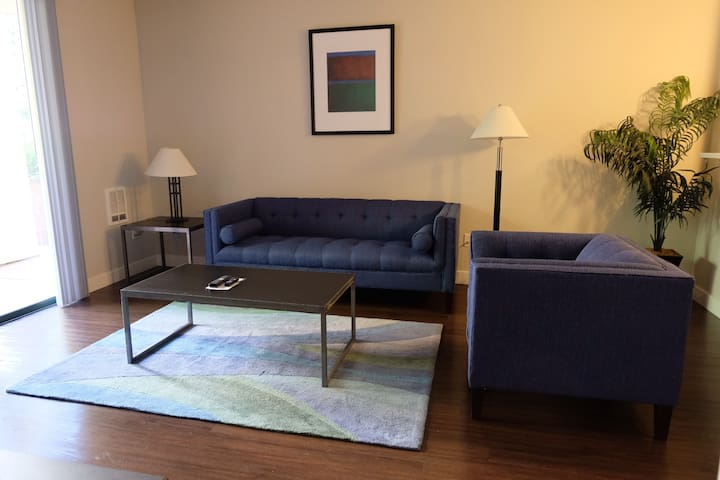 Trendy and Cozy 1 Bedroom Furnished Apartment