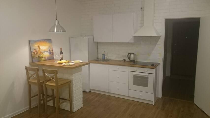 Студия в скандинавском стиле - Nizhnij Novgorod - Wohnung