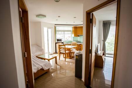 Современные апартаменты с 2 спальными комнатами - tp. Nha Trang - Huoneisto