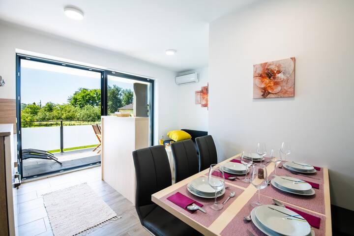 NEW Apartments BANONIA * Harmony of Energies *