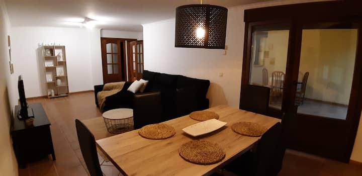 Casa con jacuzzi en Rubielos