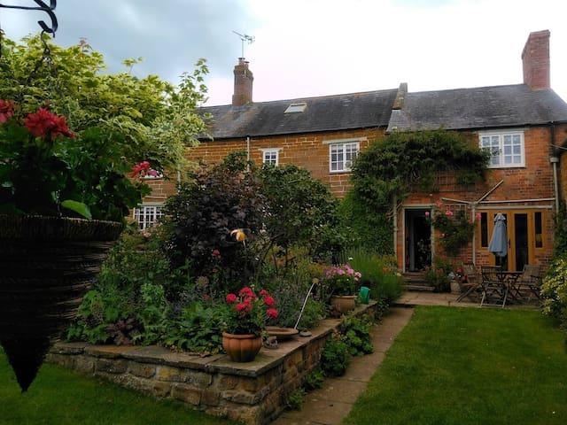 16th Century Farmhouse in rural village location