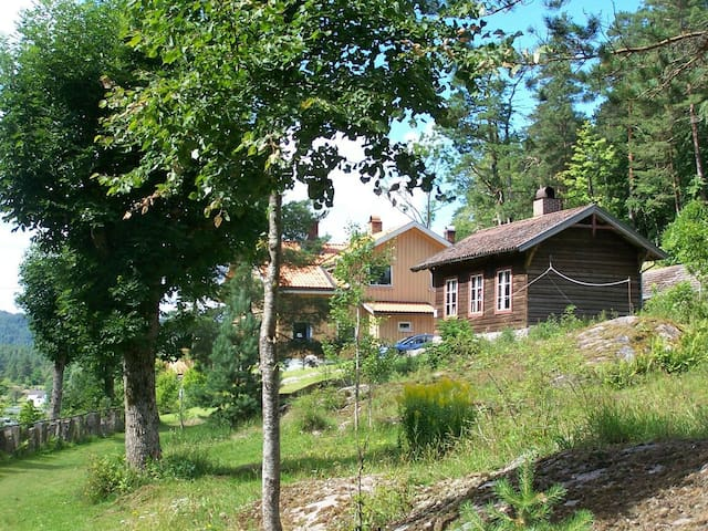 Løveid gjestgiveri og besøksgård - Skien  - Apartment
