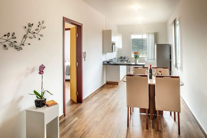 Apartamento 301 - Vista Pico Itacolomy