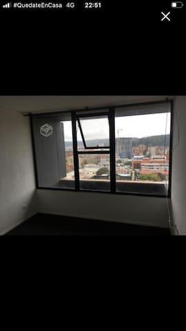 Habitación cama 2plza excelente vista y ubicación