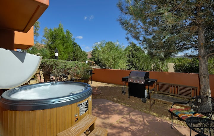 Vacation Townhome-HotTub/RedRocks-C