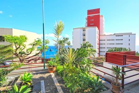 Villa in City Center Out Door Pool - Funchal