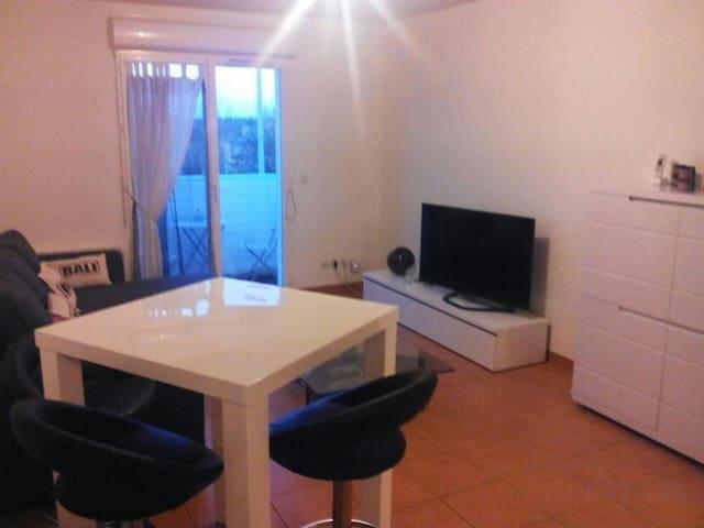 Appartement T2 proche la Rochelle - Perigny - Apartament