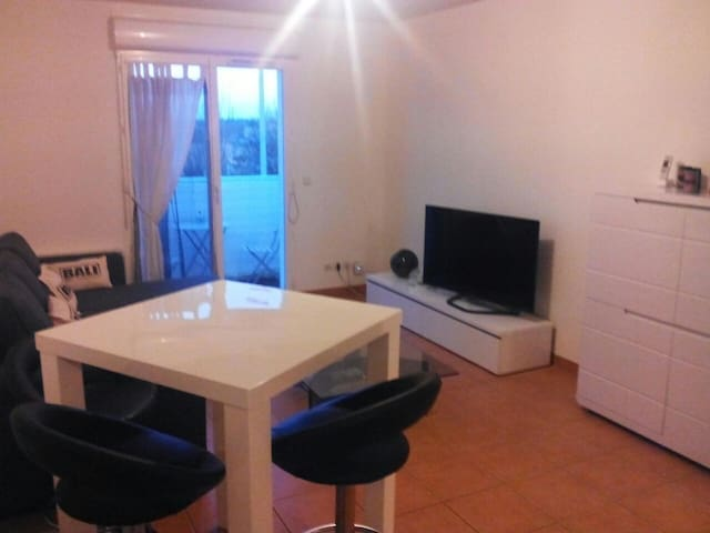 Appartement T3 proche la Rochelle - Perigny - Lejlighed