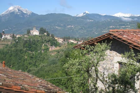 La Serra di Barga b&b: BELLAVISTA unit