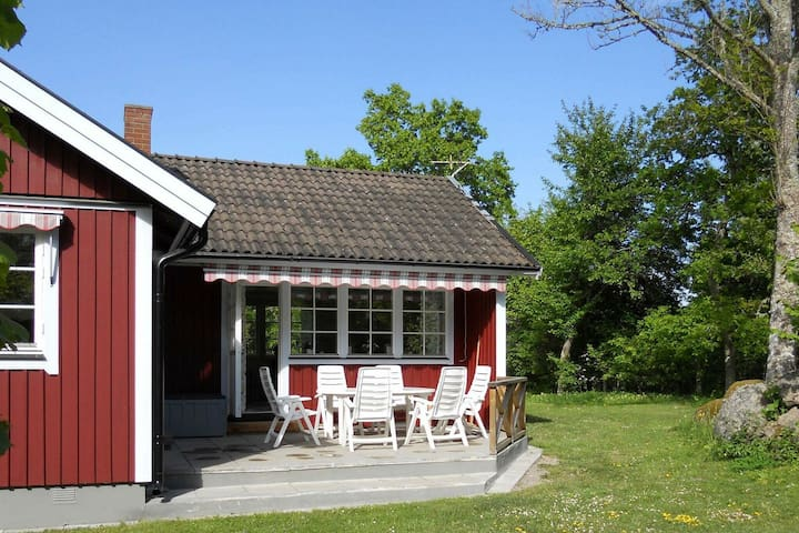 4 star holiday home in Byxelkrok