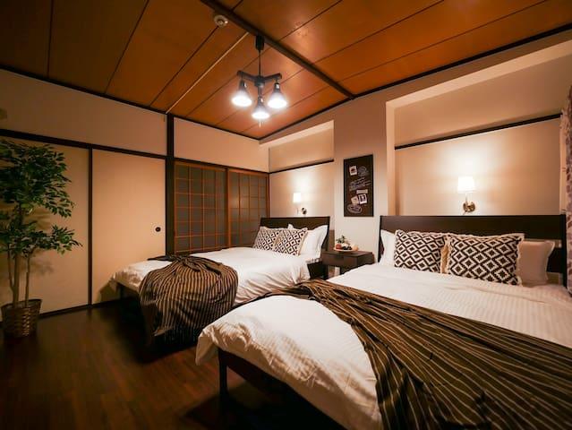 Sakura Dotonbori Residence 205