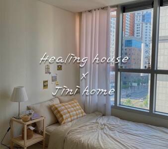 New  :) 5min stn  (incheon 1, 7line) / cozy home