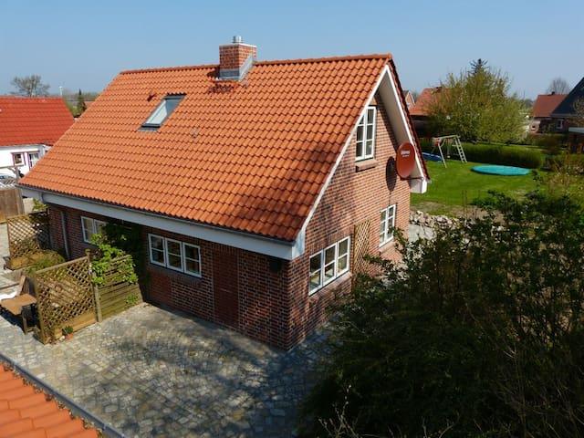 Ostsee Ferienhaus für Familien - Neukirchen - Haus