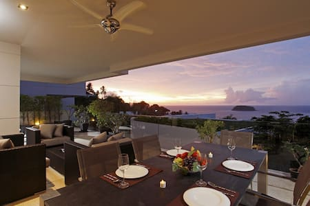 The Heights luxury 2 bedroom, ocean view B18