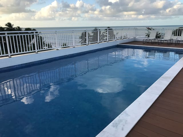 Jardins do Atlântico Flat Beira-Mar