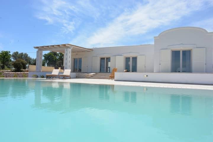 "Villa in Apulien ""Casa Bella Luce"""