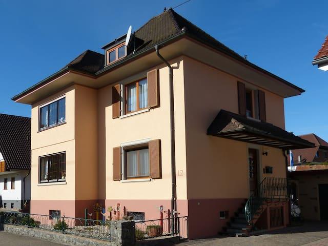 Ferienwohnung Julia im Schwarzwald