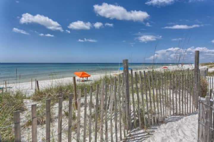 Gulf View, 2BR + Loft, Very Close To The Beach ~ Sunny Daze