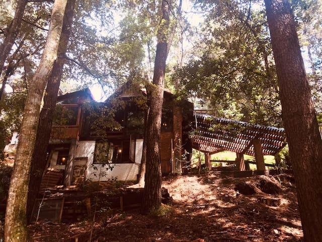 Cabaña en Avandaro, Valle de Bravo.